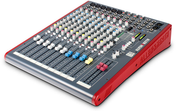 Click to open the Mixer's Page