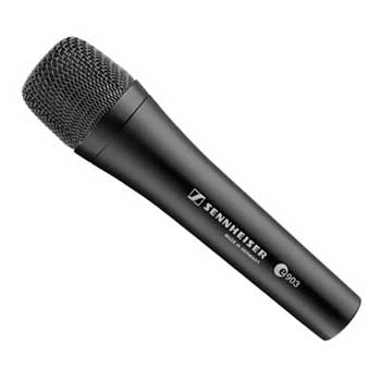 Click to open the Microphone's Page